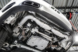 SOUL Porsche 991 Turbo Sport X-Pipe Exhaust System - SSR Performance