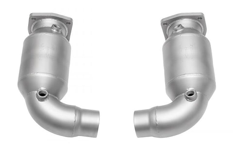 SOUL Porsche 991 Turbo Sport Catalytic Converters - SSR Performance
