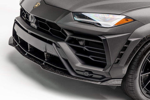 1016 Industries Lamborghini Urus / Front Aero Lip (Forged Carbon)