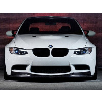 Arkym Single Side Carbon Front Lip Spoiler BMW M3 (E9X) - SSR Performance