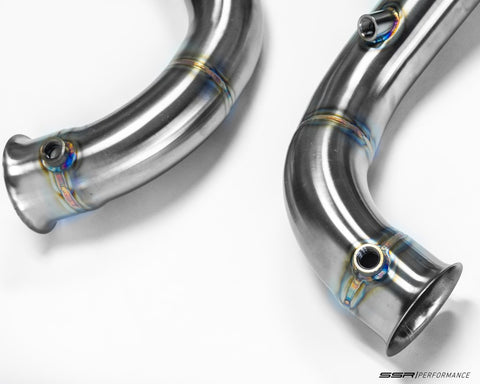 2019 / 2020 Mercedes Benz G63 AMG Competition Series Downpipes