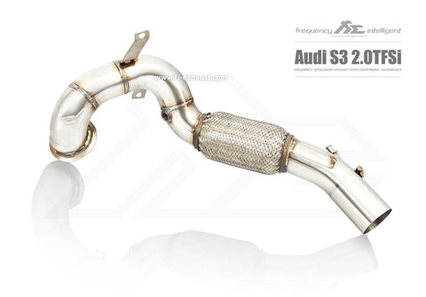 FI Exhaust Audi S3 (8V) Sportback DownPipe Only - SSR Performance