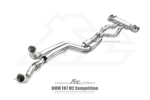 FI Exhaust BMW M2 Competition F87N DownPipe Only - SSR Performance