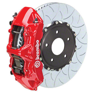 "Brembo GT 15""  4 Piston Type-3 Rear Big Brake Kit BMW M5  (F10) - SSR Performance"