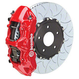Brembo GT Type 3 380x28mm 4 Piston Rear Big Brake Kit BMW M3/M4 (F8X) - SSR Performance