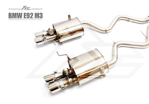 FI Exhaust BMW M3 E90/E92 DownPipe Only - SSR Performance