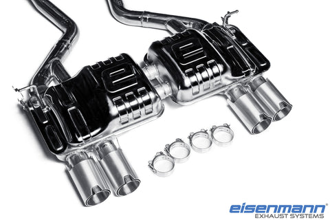 Eisenmann Valved Exhaust 2015+ BMW M3 /M4 - SSR Performance
