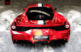 Fi-Exhaust- Ferrari / 458 Speciale (Race Version) 2014+ - SSR Performance