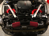 KIA Stinger GT 3.3TT Dual Front Mount Cold Air Intake - Preorder only - SSR Performance