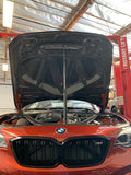 BMW M2 M2 Competition GTS Rep Carbon Fiber Hood - SSR Performance