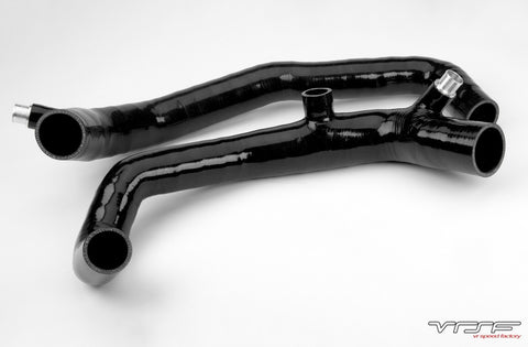 VRSF OEM Location High Flow Silicone Inlet Intake Kit N54 07-10 BMW 135i/335i/535i/1M/Z4 - SSR Performance