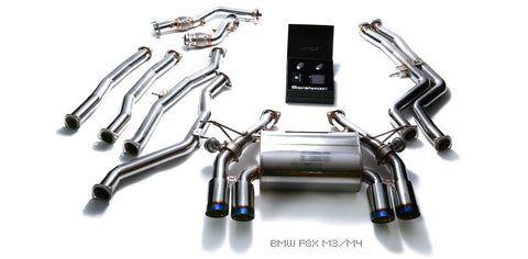 Armytrix 2015+ BMW M3 / M4 Exhaust - SSR Performance
