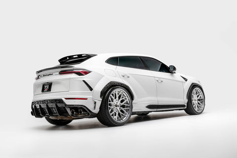 1016 Industries Lamborghini Urus / Rear Diffuser - Trailer Package (Forged Carbon)