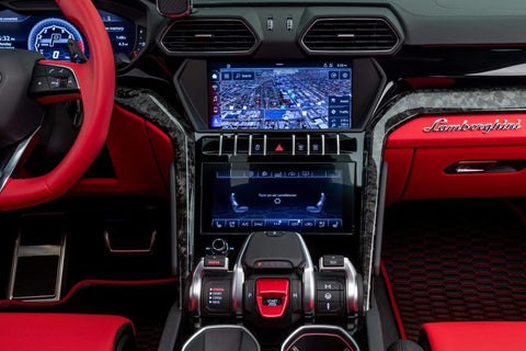 1016 Industries Lamborghini Urus / Interior Panels (Forged Carbon)