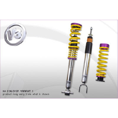KW V3 Coilovers for BMW 135i Convertible (2008-2013)