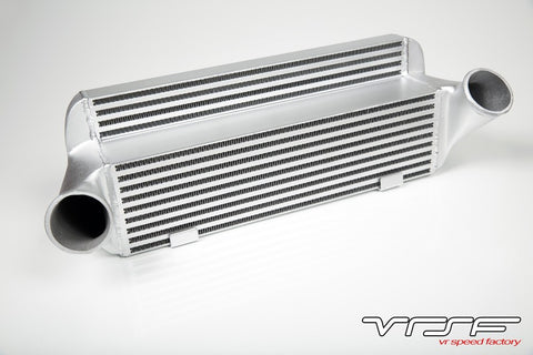 VRSF Street Intercooler FMIC Upgrade Kit 07-12 135i/335i/535i/X1/Z4 N54 & N55 E82/E84/E89/E60/E90/E92 - SSR Performance