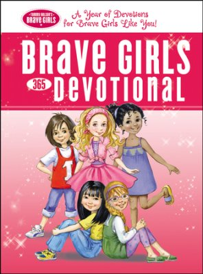 Brave Girls 365-Days Devotional