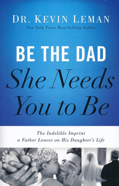 ROCKONLINE | New Creation Church | NCC | Joseph Prince | ROCK Bookshop | ROCK Bookstore | Star Vista | Be the Dad She Needs You to Be | Father and Daughter | Fatherhood | Parenting  | Free delivery for Singapore Orders above $50.