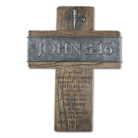 Wall Cross – John 3:16