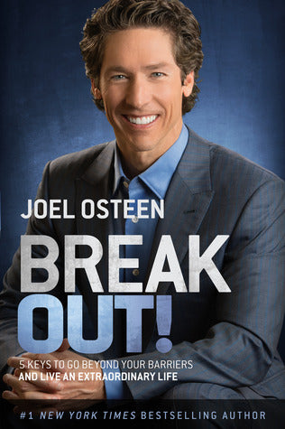 ROCKONLINE | New Creation Church | NCC | Joseph Prince | ROCK Bookshop | ROCK Bookstore | Star Vista | Break Out | Joel Osteen | Free delivery for Singapore Orders above $50.