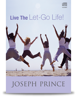 Live The Let-Go Life! (CD Album)