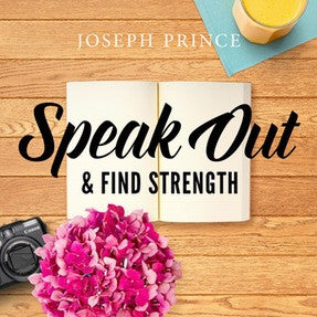 Speak Out And Find Strength (27 September 2015) by Joseph Prince