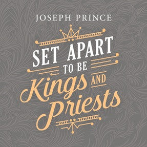 Set Apart To Be Kings And Priests (18 October 2015) by Joseph Prince
