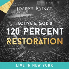 Activate God's 120 Percent Restoration (29 November 2015) by Joseph Prince