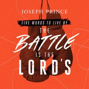Five Words To Live By—The Battle Is The Lord's (10 January 2016) by Joseph Prince