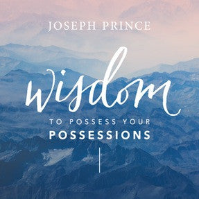 Wisdom To Possess Your Possessions (17 January 2016) by Joseph Prince