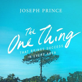 The One Thing That Brings Success In Every Area (14 February 2016) by Joseph Prince