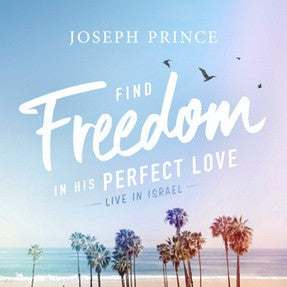 Find Freedom In His Perfect Love (Live in Israel) (06 March 2016) by Joseph Prince
