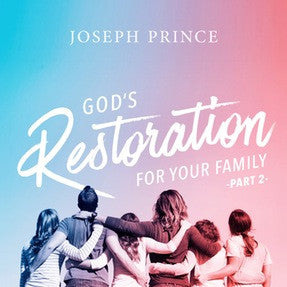God's Restoration For Your Family—Part 2 (24 April 2016) by Joseph Prince