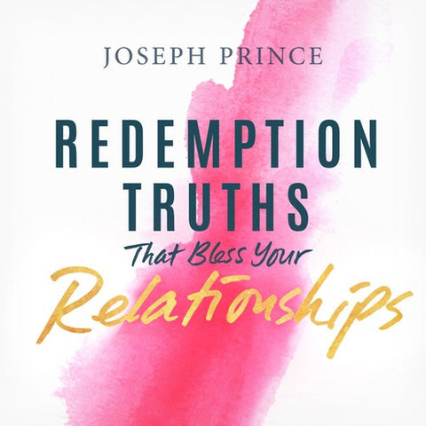 Redemption Truths That Bless Your Relationships (27 November 2016) by Joseph Prince