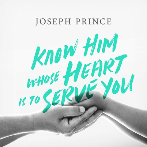Know Him Whose Heart Is To Serve You (12 March 2017) by Joseph Prince