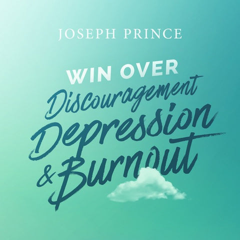 Win Over Discouragement, Depression And Burnout (19 March 2017) by Joseph Prince
