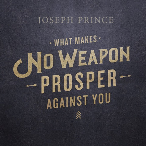 What Makes No Weapon Prosper Against You (16 April 2017) by Joseph Prince