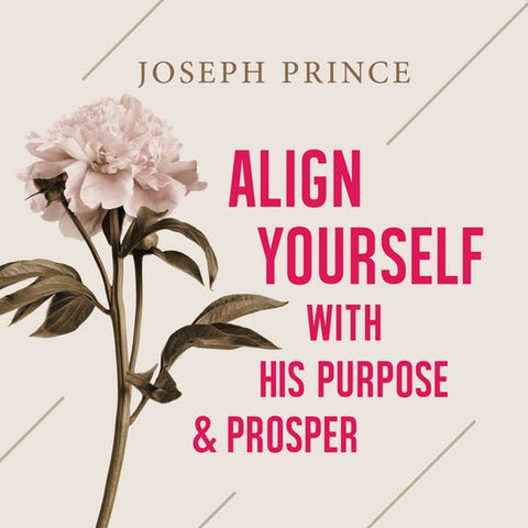 Align Yourself With His Purpose And Prosper (14 May 2017) by Joseph Prince
