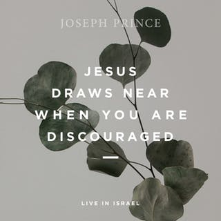 Jesus Draws Near When You Are Discouraged (Live In Israel) (24 June 2018) by Joseph Prince
