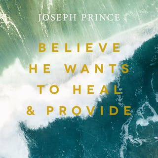 ROCKONLINE | New Creation Church | NCC | Sermon CD | Joseph Prince | Believe He Wants To Heal And Provide | Rock Bookshop | Rock Bookstore | Star Vista | Free delivery for Singapore orders above $50.