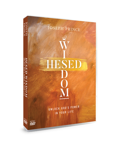 ROCKONLINE | New Creation Church | NCC | DVD Sermon | Joseph Prince | Hesed Wisdom—Unlock God's Power In Your Life | Theme of The Year | Rock Bookshop | Rock Bookstore | Star Vista | Free delivery for Singapore orders above $50.