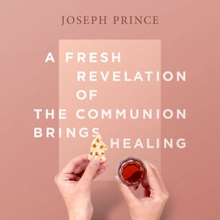 ROCKONLINE | New Creation Church | NCC |  Sermon CD | Joseph Prince | A Fresh Revelation Of The Communion Brings Healing | Rock Bookshop | Rock Bookstore | Star Vista | Free delivery for Singapore orders above $50.