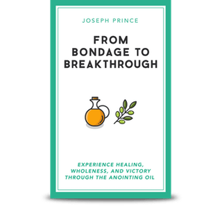 ROCKONLINE | New Creation Church | Joseph Prince | ROCK Bookshop | NCC | Christian Living | From Bondage to Breakthrough | Anointing Oil | Free shipping for Singapore orders above $50