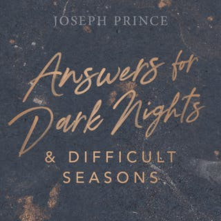 ROCKONLINE | New Creation Church | NCC |  Sermon CD | Joseph Prince | Answers For Dark Nights And Difficult Seasons | Rock Bookshop | Rock Bookstore | Star Vista | Free delivery for Singapore orders above $50.