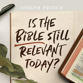 Is The Bible Still Relevant Today? (29 September 2019) by Joseph Prince
