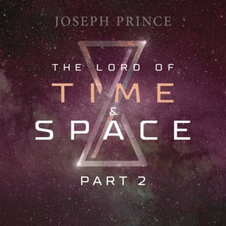 ROCKONLINE | New Creation Church | NCC |  Sermon CD | Joseph Prince | The Lord Of Time And Space - Part 2 | Theme of The Year | Rock Bookshop | Rock Bookstore | Star Vista | Free delivery for Singapore orders above $50.
