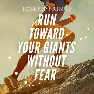 ROCKONLINE | New Creation Church | NCC |  Sermon CD | Joseph Prince | Run Toward Your Giants Without Fear | Rock Bookshop | Rock Bookstore | Star Vista | Free delivery for Singapore orders above $50.
