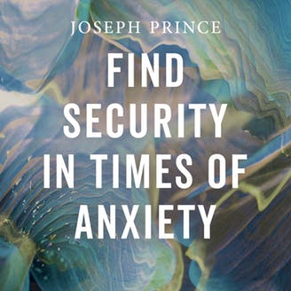 ROCKONLINE | New Creation Church | Joseph Prince |  Find Security In Times Of Anxiety