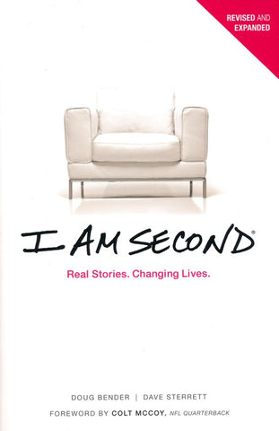I Am Second. Real Stories. Changing Lives