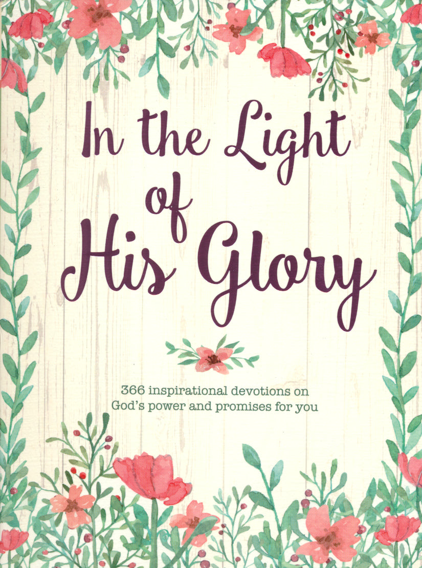 ROCKONLINE | New Creation Church | NCC | Joseph Prince | ROCK Bookshop | ROCK Bookstore | Star Vista | In The Light Of His Glory | Devotional | Free delivery for Singapore Orders above $50.